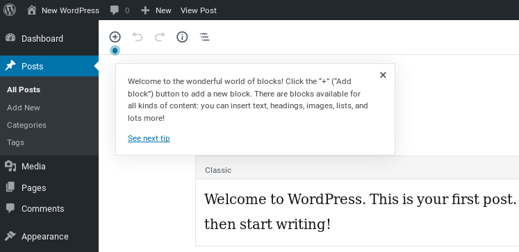 Gutenberg blocks are a new idea introduced for WordPress 5